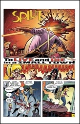 Archie vs. Predator #2 Preview 2