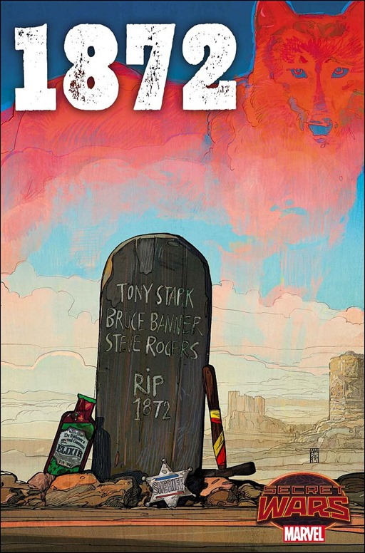 1872 #1 Cover