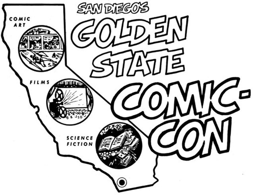 Golden State Comic Con Logo