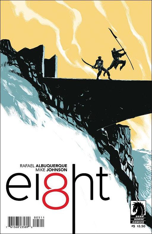 EI8HT #5 Cover