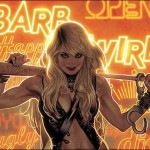 Preview: Barb Wire #1 by Warner, Olliffe, & Nguyen
