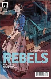 Rebels #3 Cover