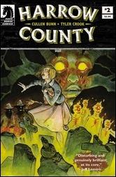 Harrow County #2 Cover