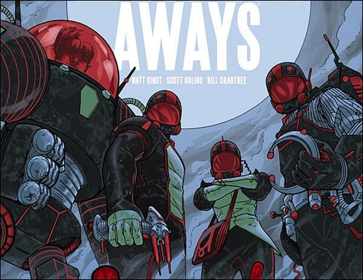 Past Aways #4