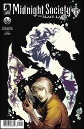 Midnight Society: The Black Lake #1 Cover