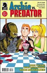 Archie Vs. Predator #3 Cover