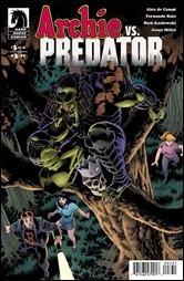 Archie Vs. Predator #3 Cover - Jones Variant