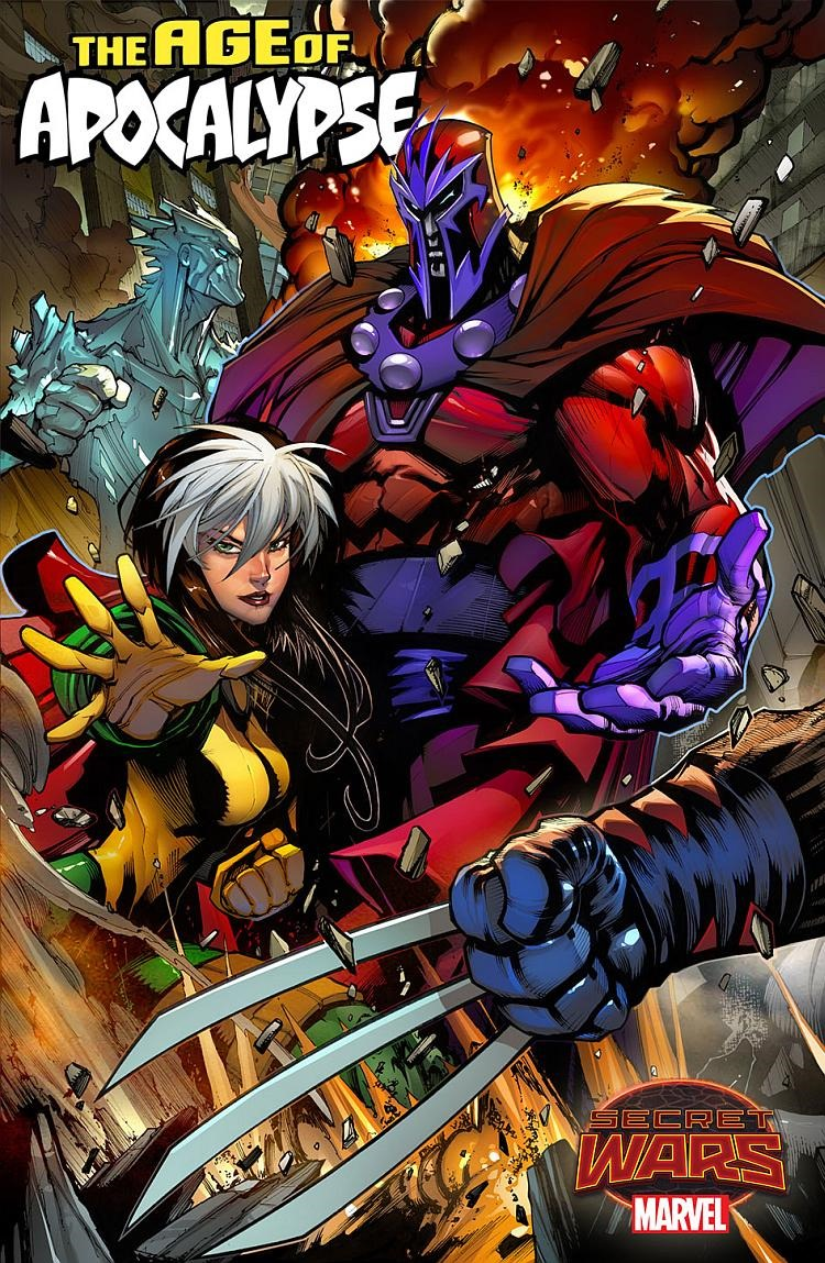 Preview Age Of Apocalypse 1 By Nicieza Amp Sandoval