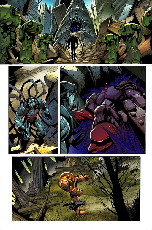 Age of Apocalypse #1 Preview 2