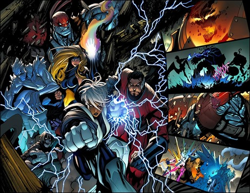 Age of Apocalypse #1 Preview 3