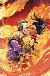 Book of Death: The Fall of Ninjak #1 Cover - Gill Variant