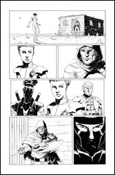 Book of Death #2 Preview 4