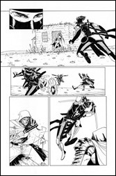 Book of Death #2 Preview 5