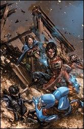 Book of Death #2 Cover B - Crain