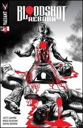 Bloodshot Reborn #3 Cover A - Suayan