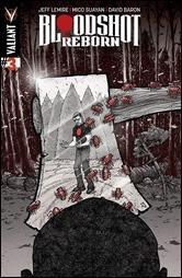 Bloodshot Reborn #3 Cover - Lee Variant