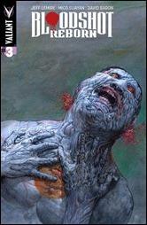 Bloodshot Reborn #3 Cover - Pastoras Variant