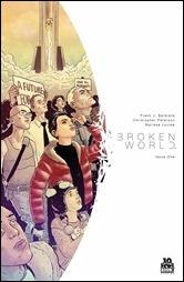 Broken World #1 Cover A