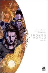 Broken World #1 Cover D