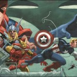 First Look: Captain America: White #1 by Loeb & Sale