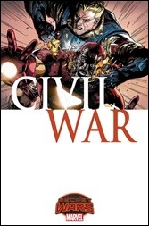 Civil War #1 Cover