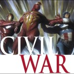 Preview: Civil War #1 by Soule & Yu