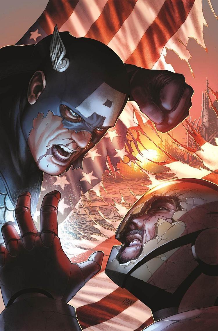 Preview Civil War 1 By Soule Amp Yu