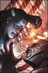 Civil War #1 Cover - McNiven Variant