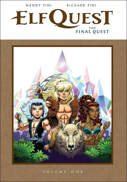 Elfquest: The Final Quest Hardcover - Convention Exclusive