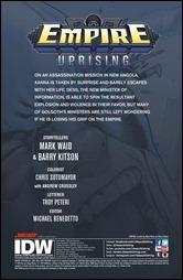 Empire: Uprising #3 Preview 1