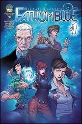 Fathom Blue #1 Cover A - Avella