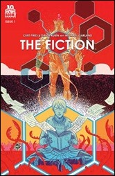 The Fiction #1 Cover A
