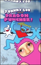 Johnny Boo Meets Dragon Puncher Cover