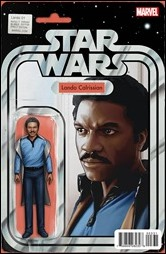 Lando #1 Cover - Christopher Action Figure Variant