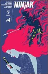 Ninjak #4 Cover - Allen Variant
