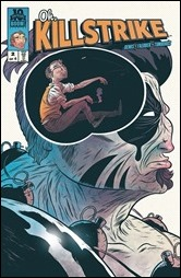 Oh, Killstrike #2 Cover