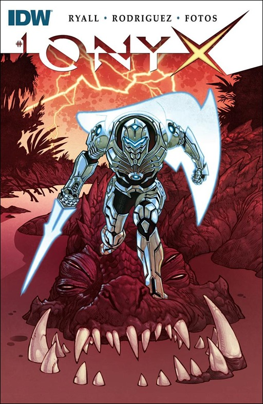 Onyx #1 Cover