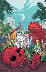 Red Skull #1 Cover - Pitarra Variant