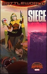 Siege #1 Cover
