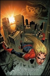 Spider-Island #1 Preview 1