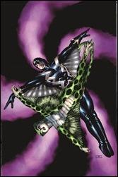 Spider-Island #1 Cover - Cassaday Inhumans Variant