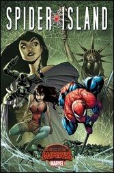 Spider-Island #1 Cover