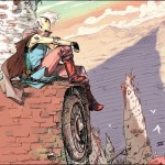 Preview: The Spire #1 by Spurrier & Stokely