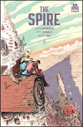 The Spire #1 Cover A
