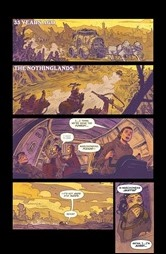 The Spire #1 Preview 2