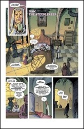 The Spire #1 Preview 3