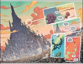 The Spire #1 Preview 5