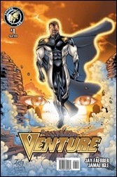 Venture #1 Cover A