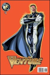 Venture #1 Cover B - variant