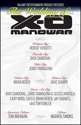 X-O Manowar #38 Preview 2